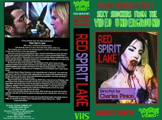 Red Spirit Lake movie