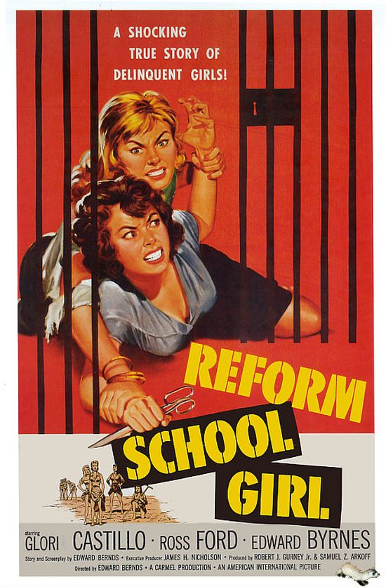 Reform School Girl (1957) movie