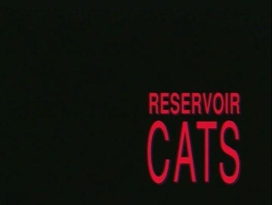 Reservoir Cats movie
