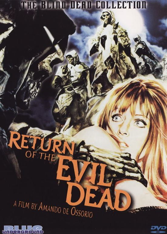 Return of the Evil Dead movie