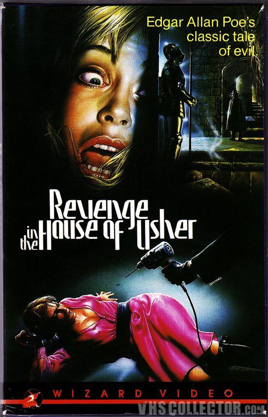 Revenge in the House of Usher movie