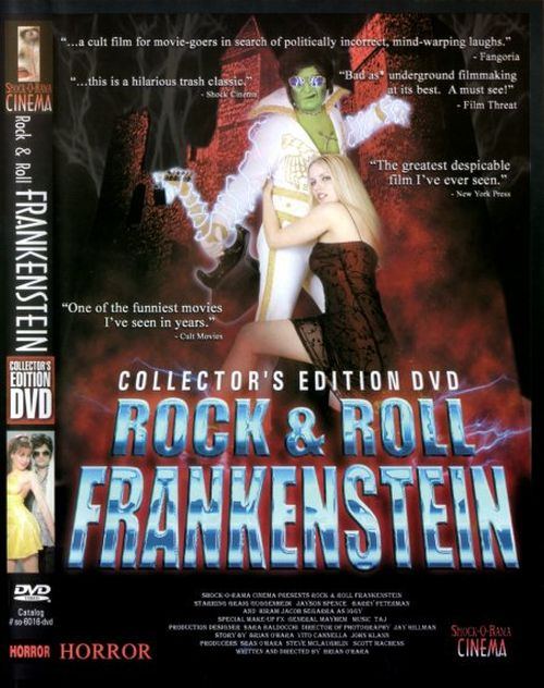 Rock 'n' Roll Frankenstein movie