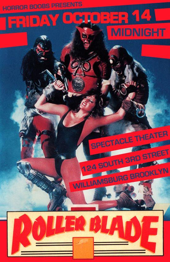 Roller Blade movie