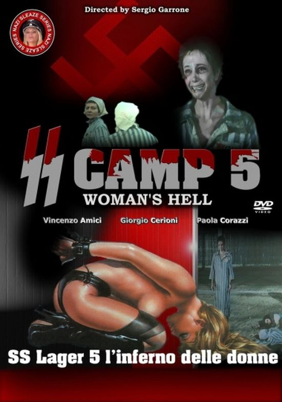 SS Camp 5: Women's Hell movie