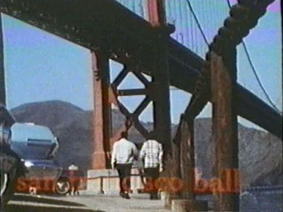 San Francisco Ball movie