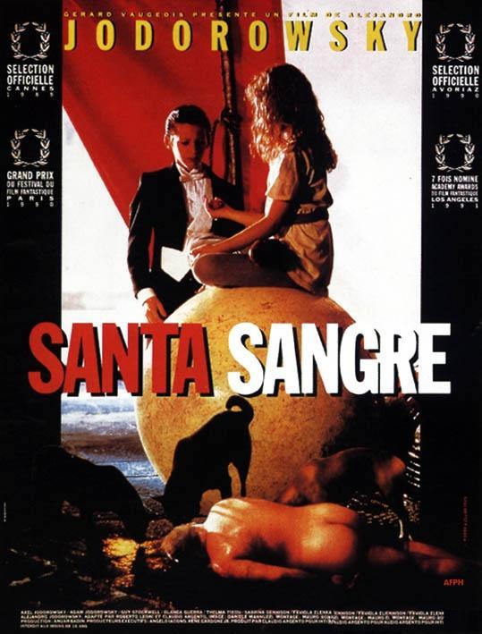 Santa Sangre movie
