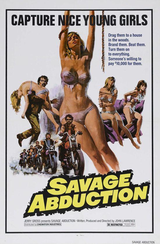 Savage Abduction movie