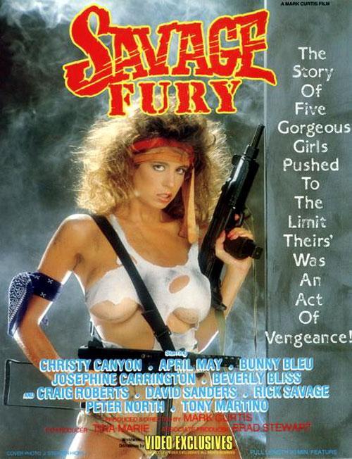 Savage Fury movie