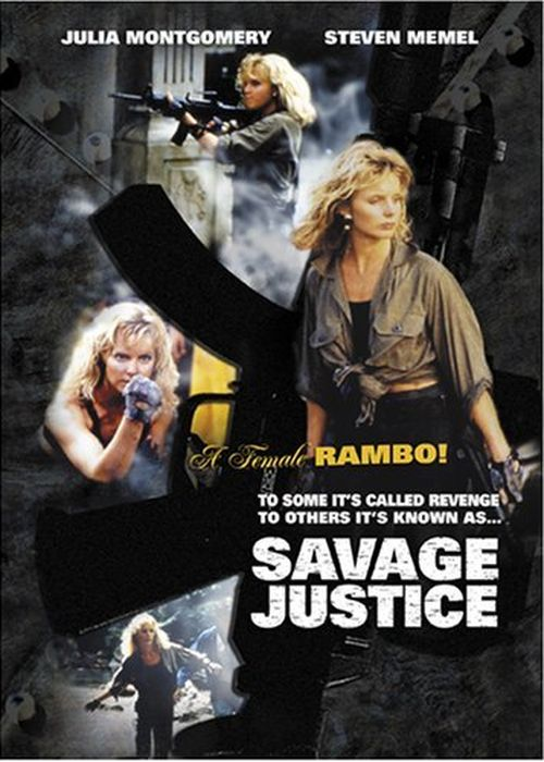 Savage Justice movie