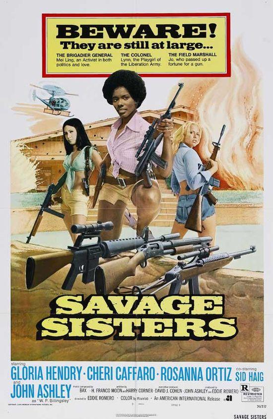 Savage Sisters movie