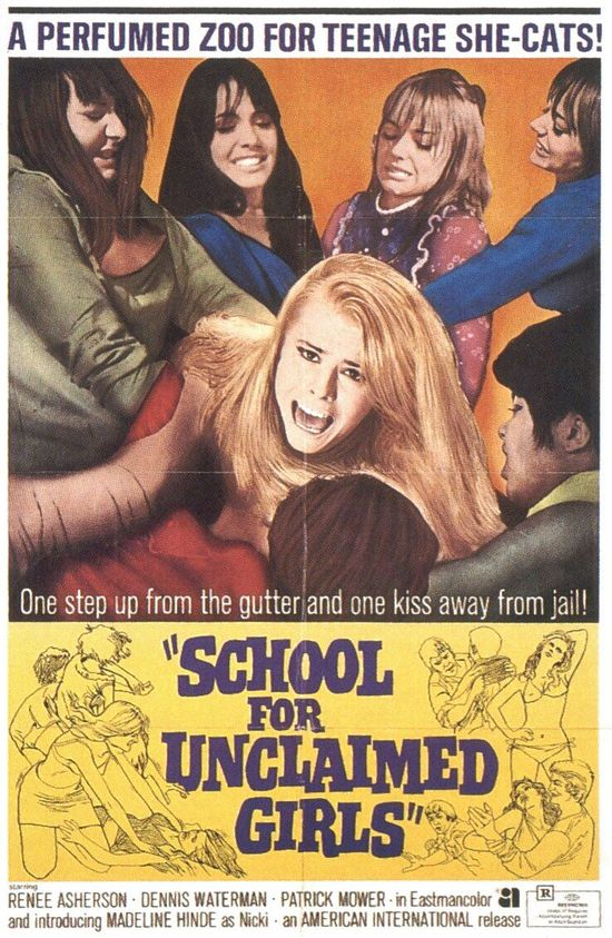 School for Unclaimed Girls movie