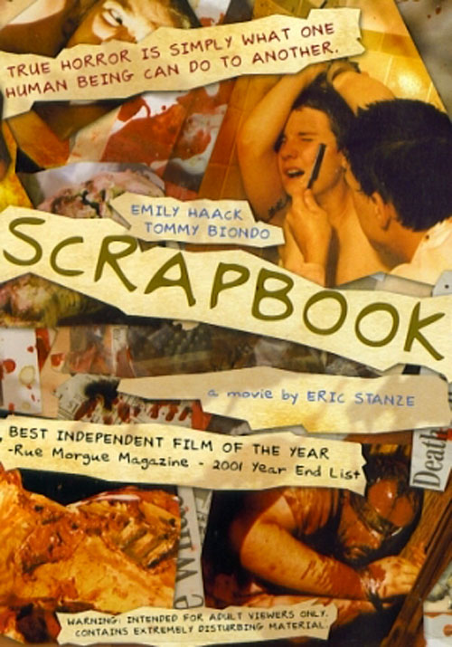 Scrapbook movie