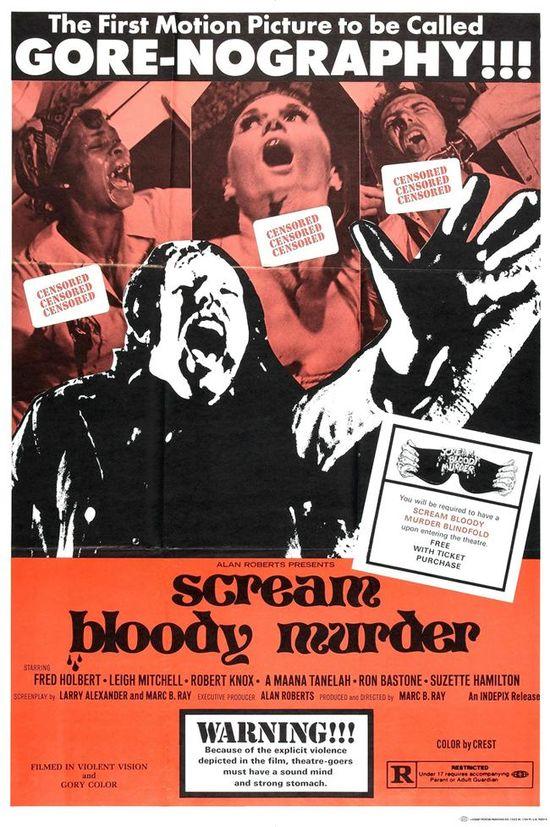 Scream Bloody Murder movie