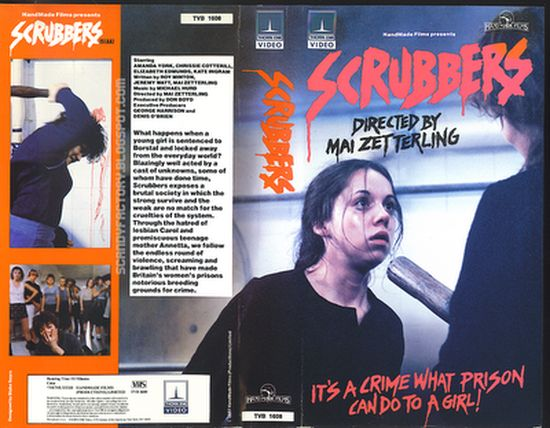 Scrubbers movie