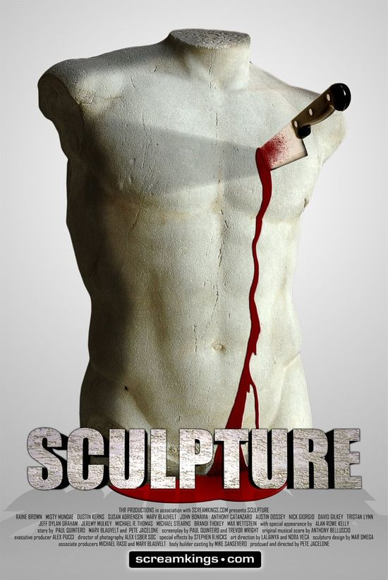 Sculpture movie