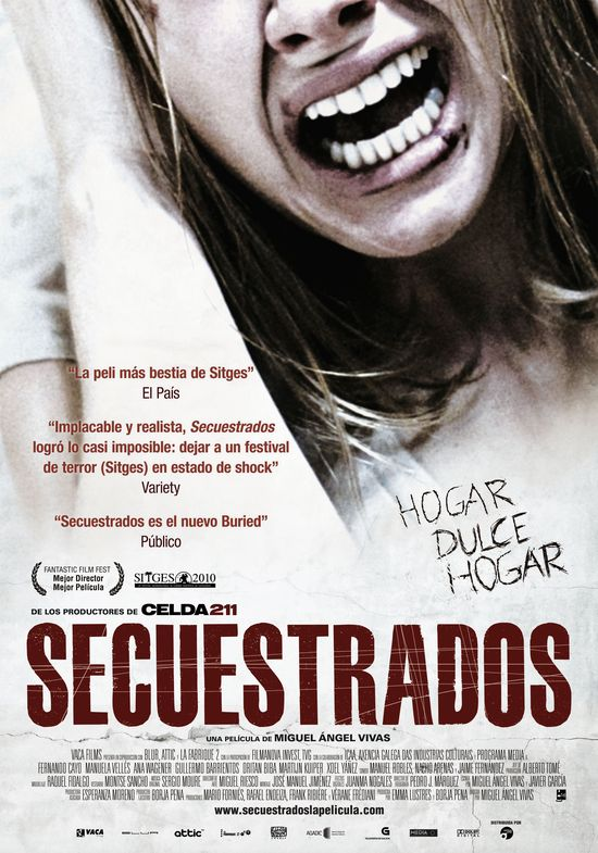 Secuestrados movie