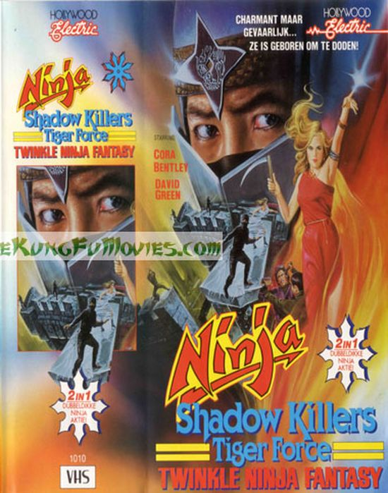 Shadow Killers Tiger Force movie