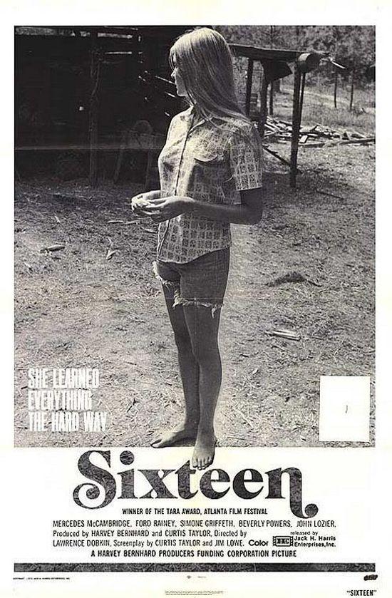 Sixteen (1973) movie