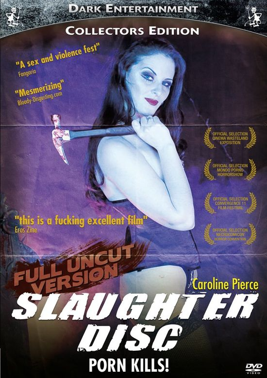 Slaughter Disc movie
