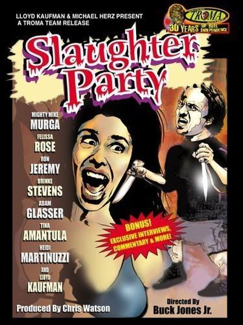 Slaughter Party movie