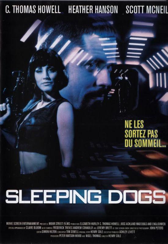 Sleeping Dogs  movie