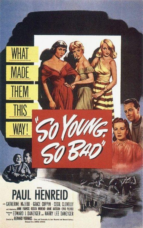 So Young, So Bad movie