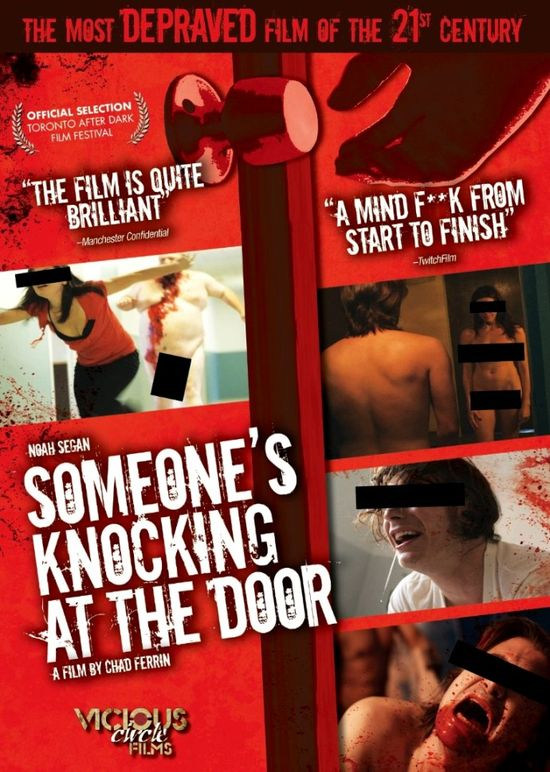 Someone's Knocking At The Door movie