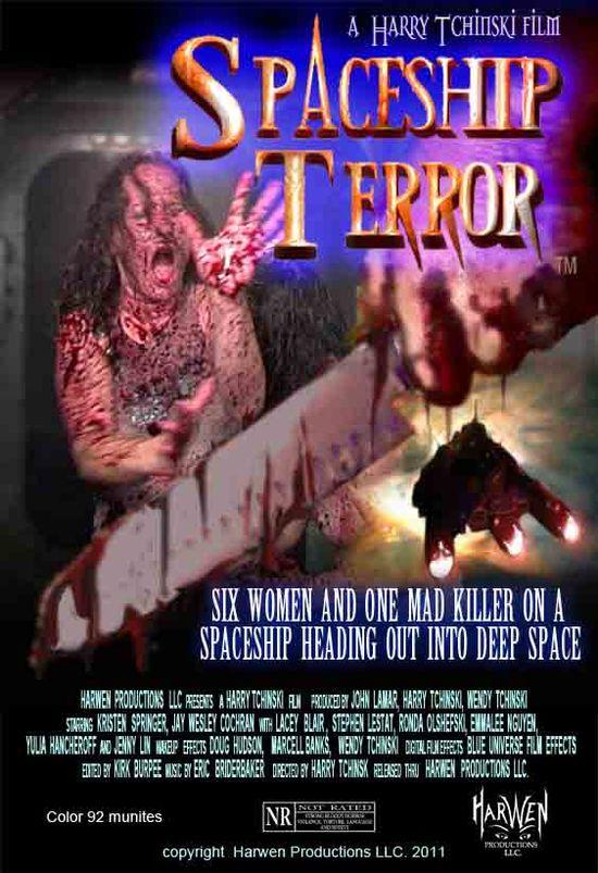 Spaceship Terror movie