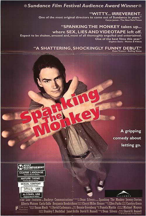 Spanking the Monkey movie