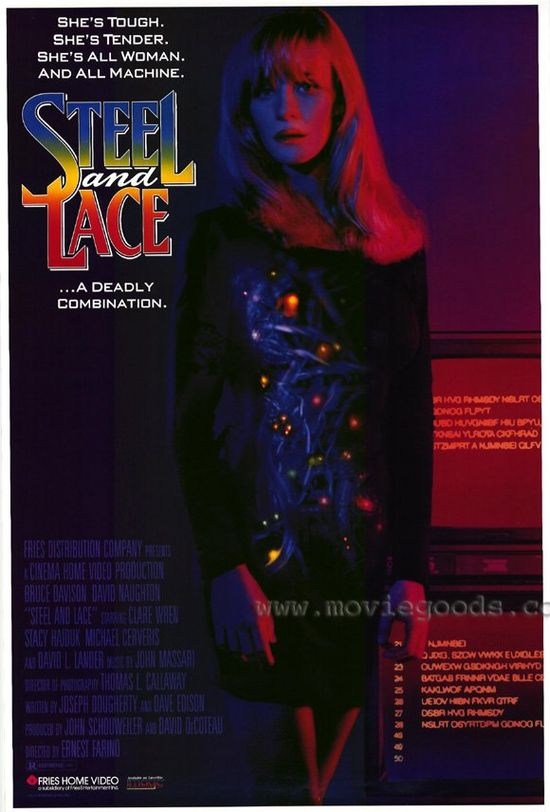 Steel and Lace movie