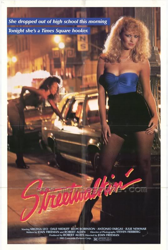 Streetwalkin movie