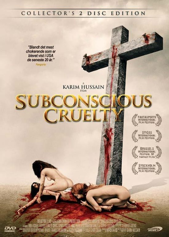 Subconscious Cruelty movie
