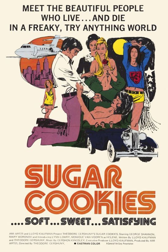 Sugar Cookies movie