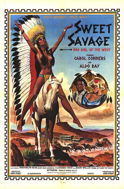 Sweet Savage movie
