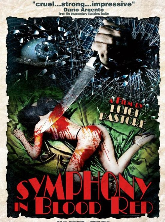 Symphony in Blood Red movie