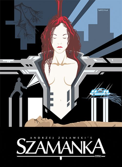 Szamanka movie