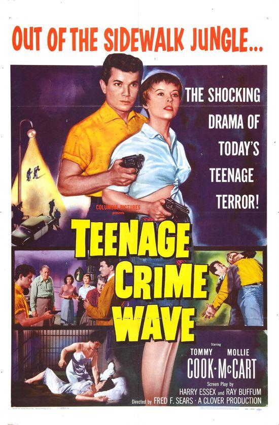 Teenage Crime Wave movie