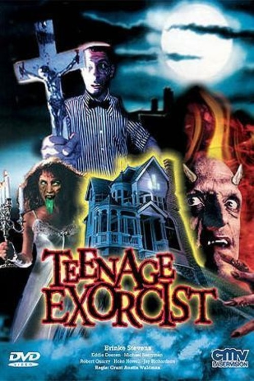 Teenage Exorcist  movie