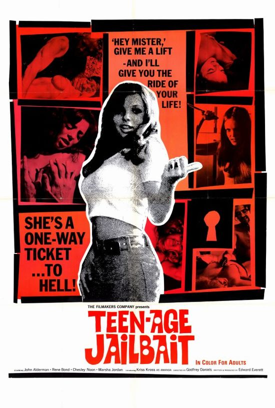 Teenage Jailbait aka Penelope's Education movie