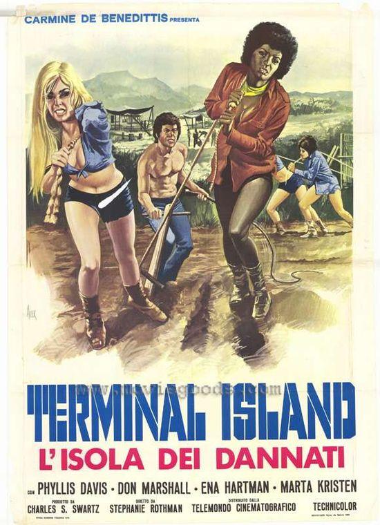 Terminal Island movie