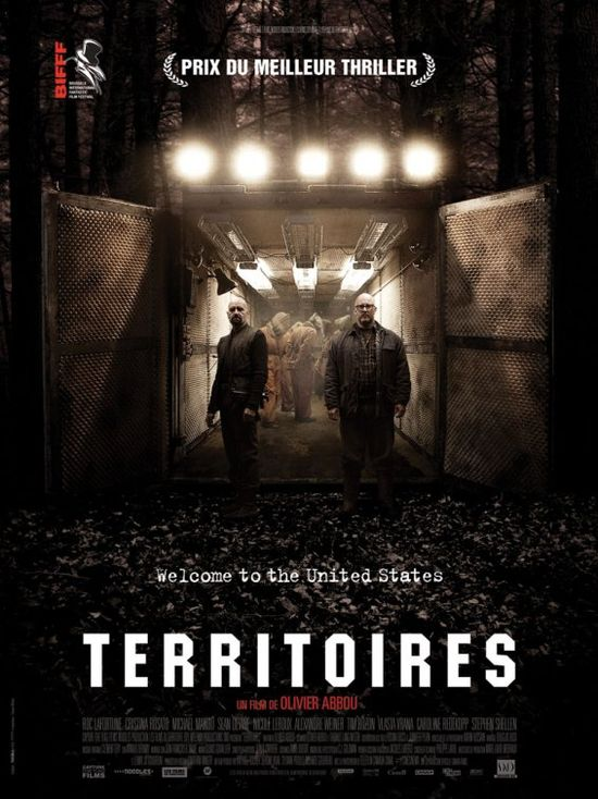 Territories movie