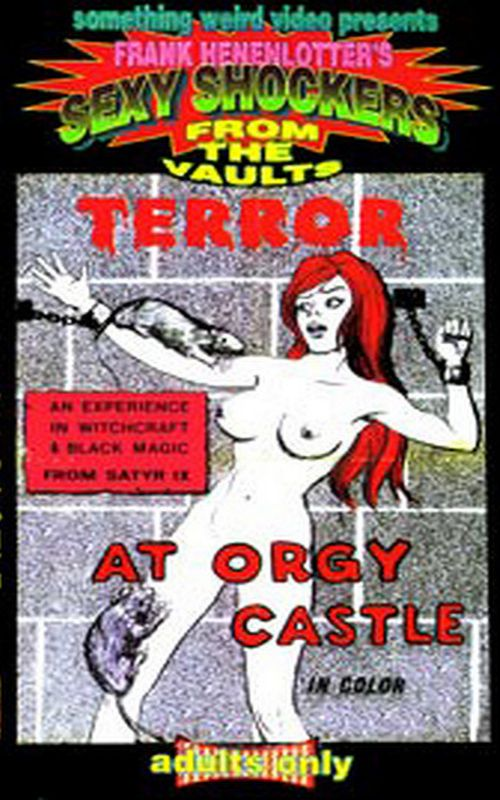 Terror at Orgy Castle movie