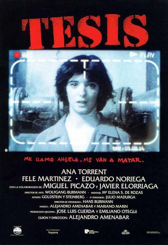 Tesis movie