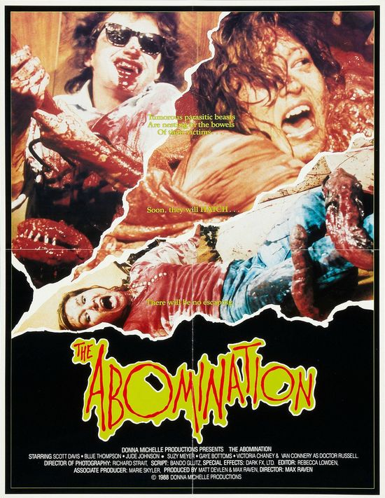 The Abomination movie