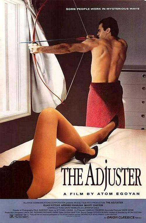 The Adjuster movie