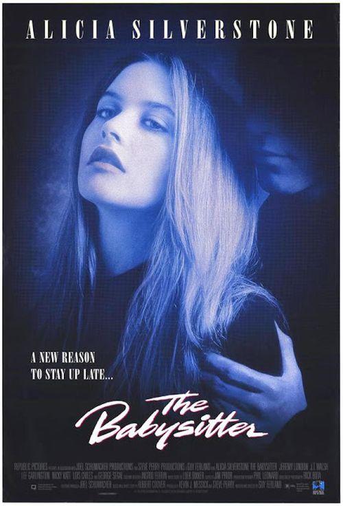 The Babysitter  movie