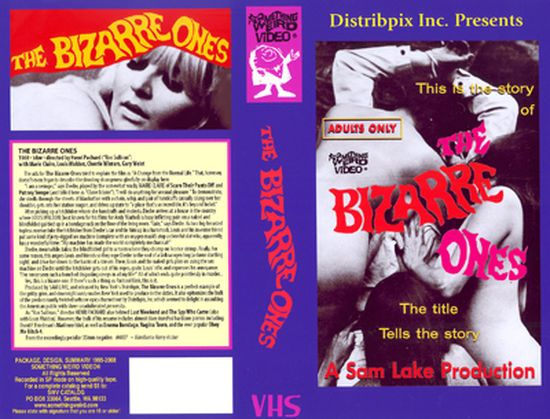 Bizarre Ones movie