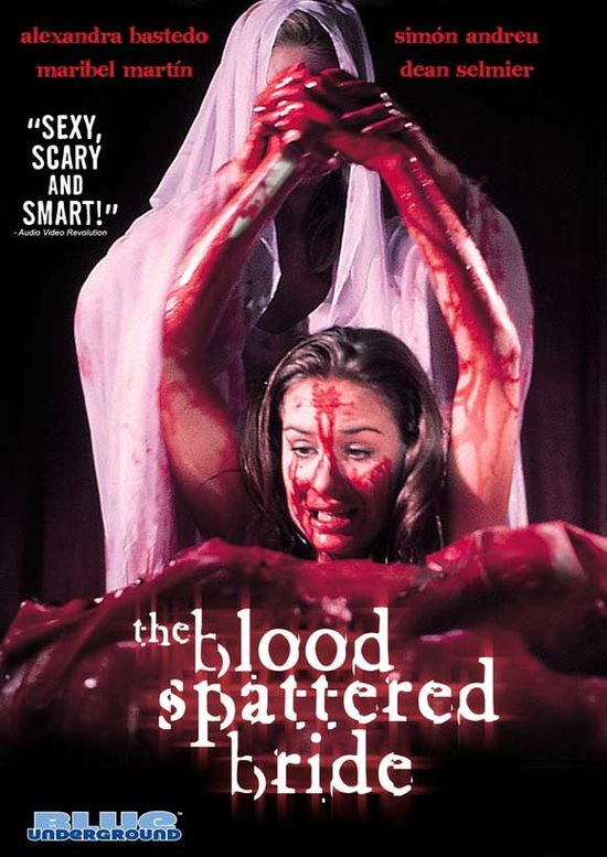 Blood Spattered Bride movie