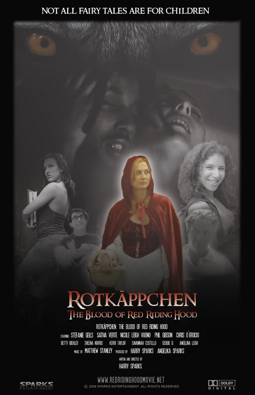 The Blood of Red Riding Hood movie