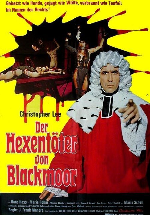 The Bloody Judge movie
